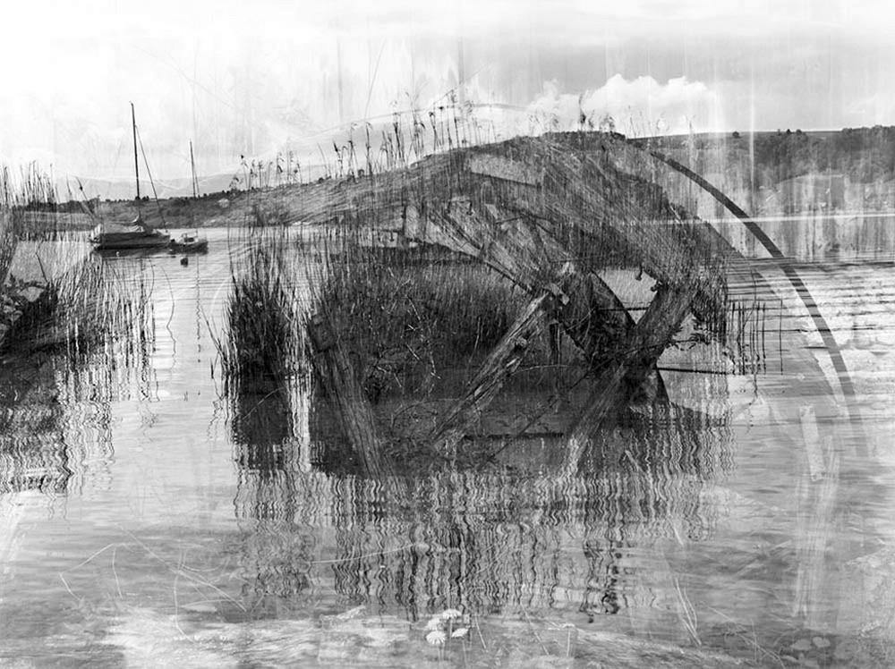 Vision sur le lac