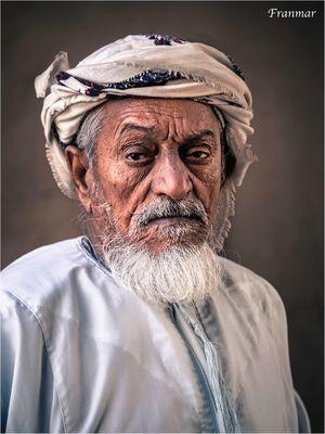 Visiones de Oman - Retrato 1