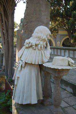 Visita al cimitero monumentale di Bonaria Cagliari