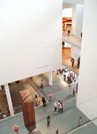 Visitatori al MoMa, visti dall'alto