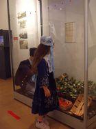 visite au musée de la fraise a plougastel dans le 29