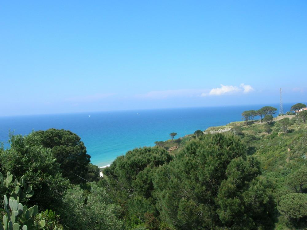 Vista da Santo Saba ( Messina )