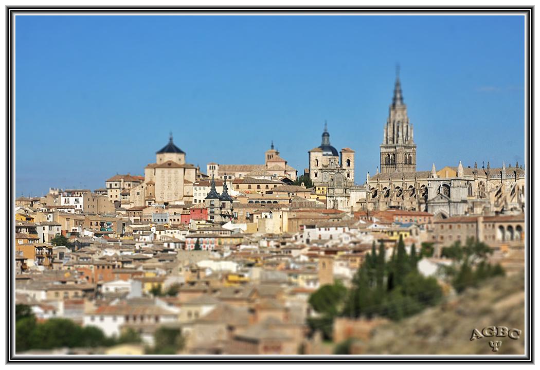 Vista de Toledo (Falsa Miniatura) GKM5-II
