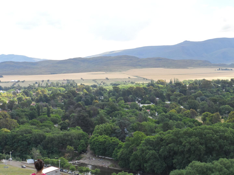 Vista desde el cerro ventana