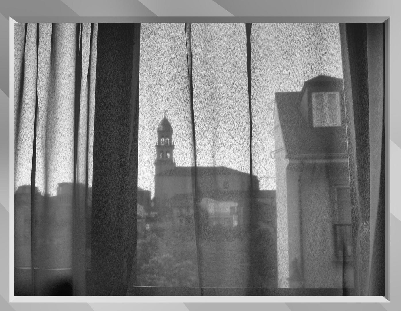 Vista por la ventana