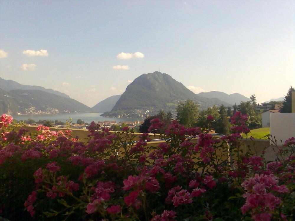 vista su Lugano