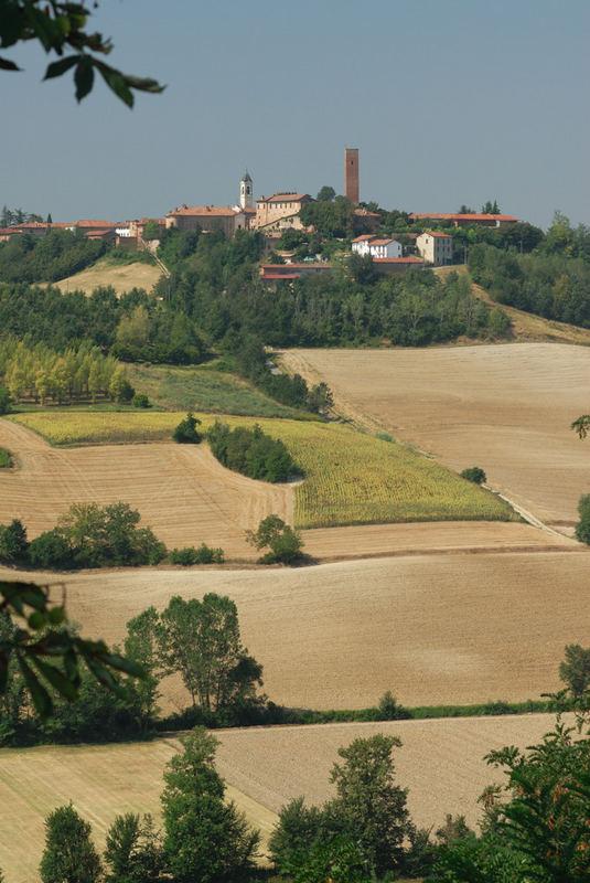 Vista sul Monferrato
