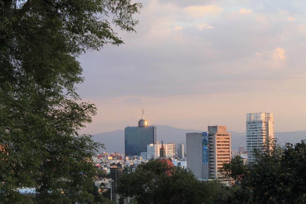 Vistas desde Chapultepec 2