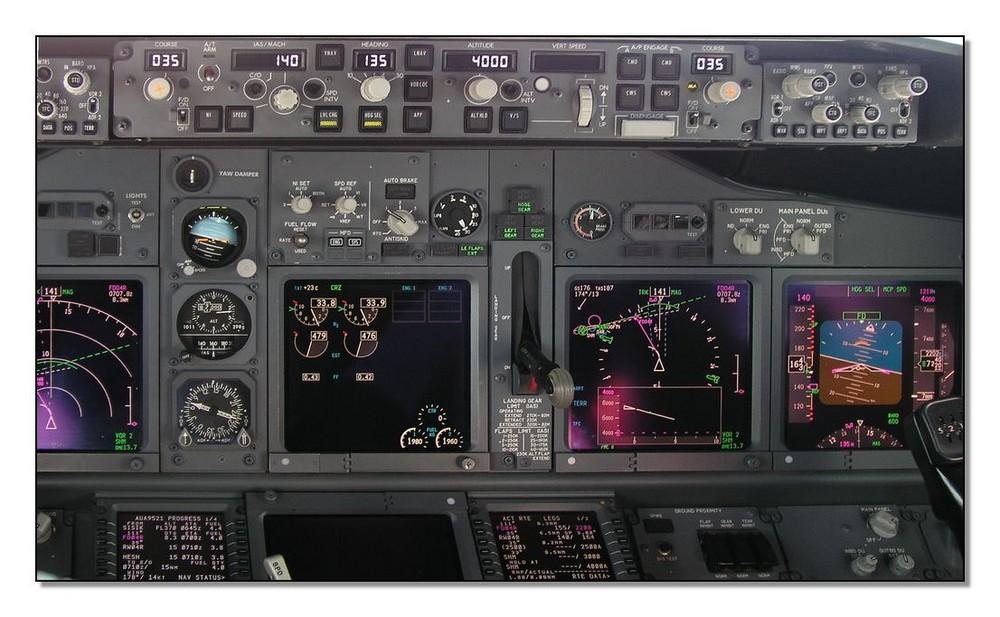 Visual Approach - B737ng