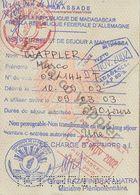 Visum Madagaskar
