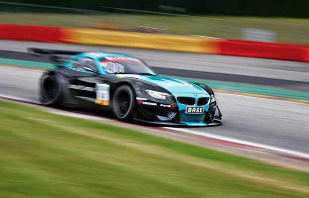Vita4One Z4 GT3 - ADAC GT Masters 2013 - Spa-Franchorchamps