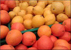 Vitamin C in Supermarket