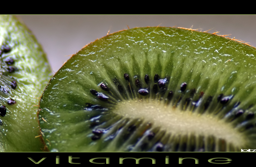 - Vitamine -