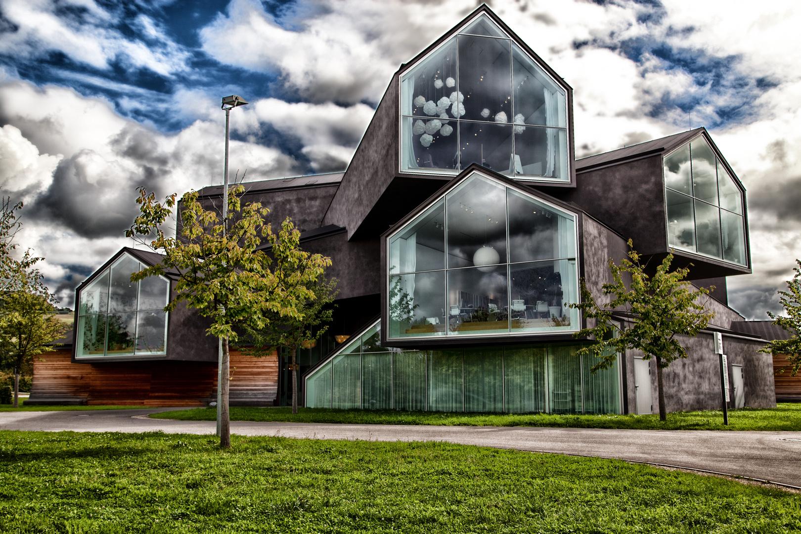 Vitra design museum foto bild world europe kt basel for Vitra museum basel