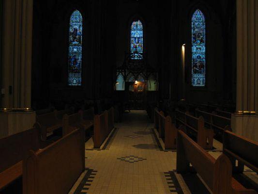Vitraux Notre-Dame de l'Assomption