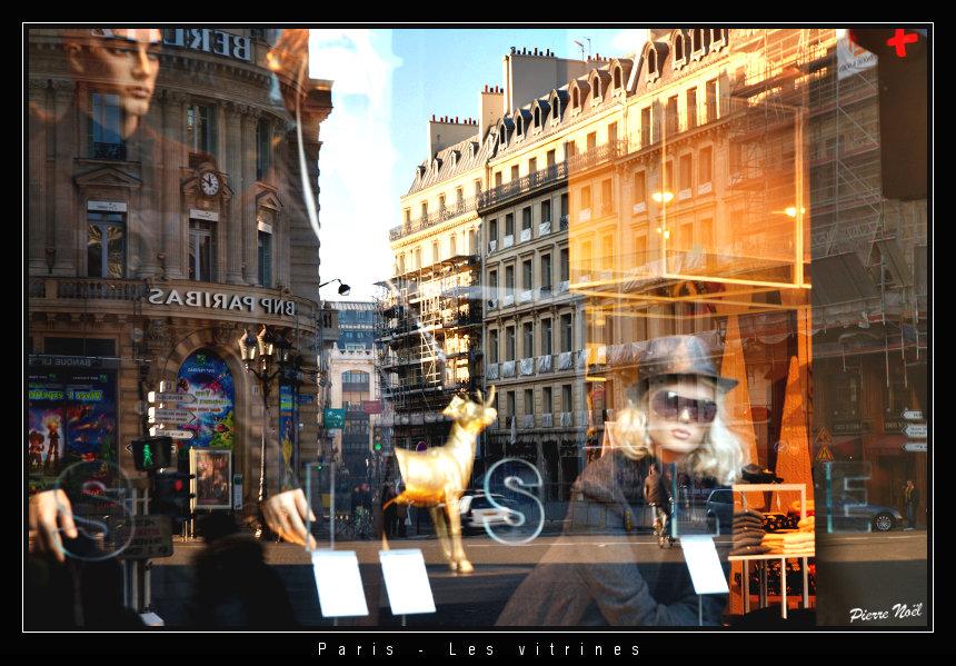 Vitrine de Paris