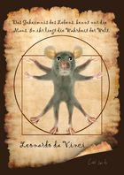 Vitruvian Maus