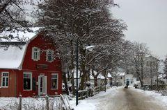 Vitte im Winter Dezmber 2010