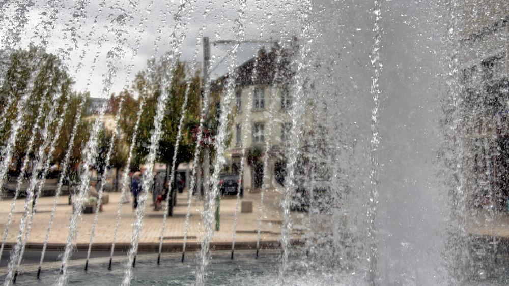 Vittel, ville d'eau !