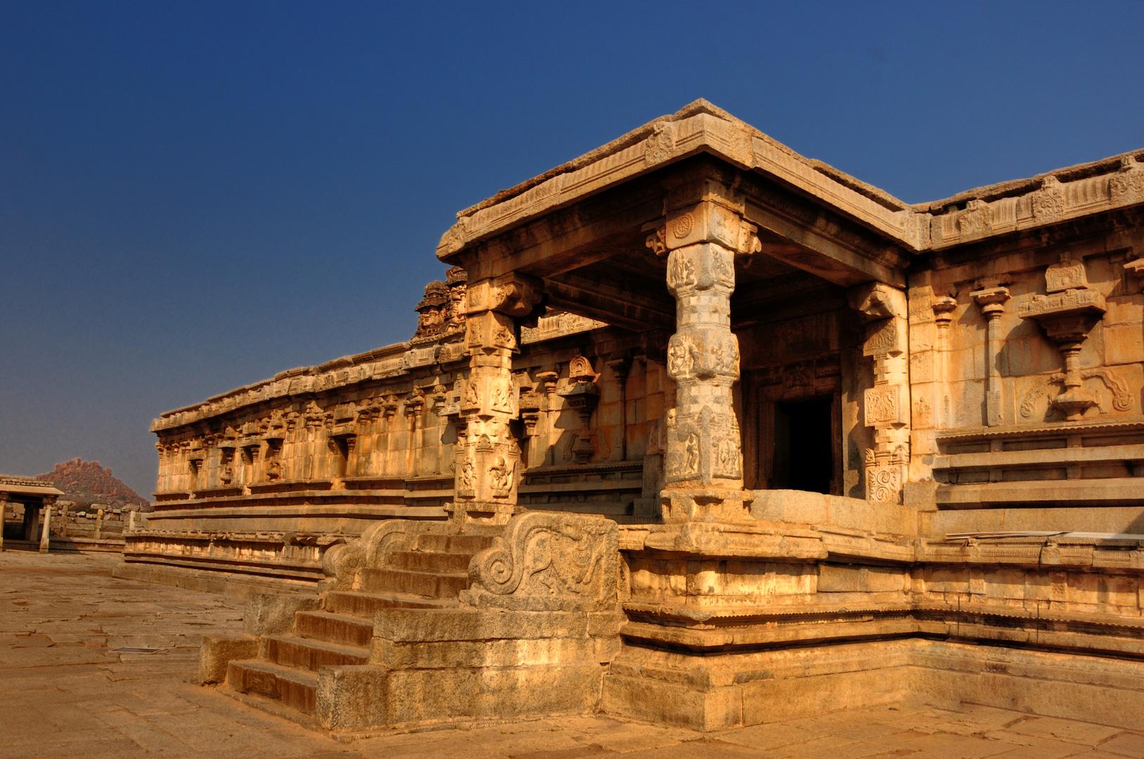 Vitthala Tempel in Hampi