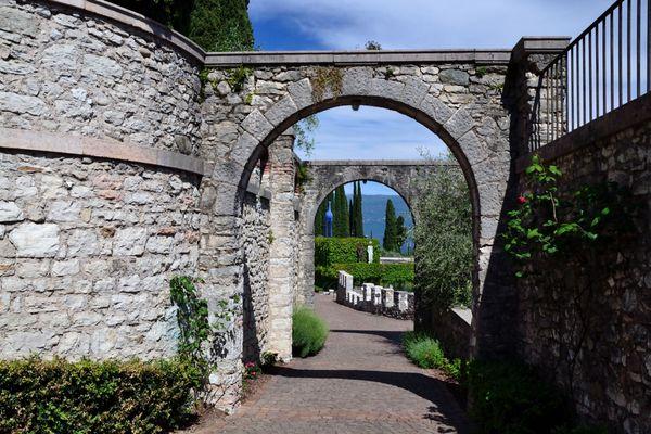 Vittoriale degli Italiani in Gardone Riviera