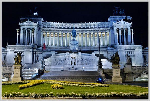 Vittorio Emanuele Denkmal