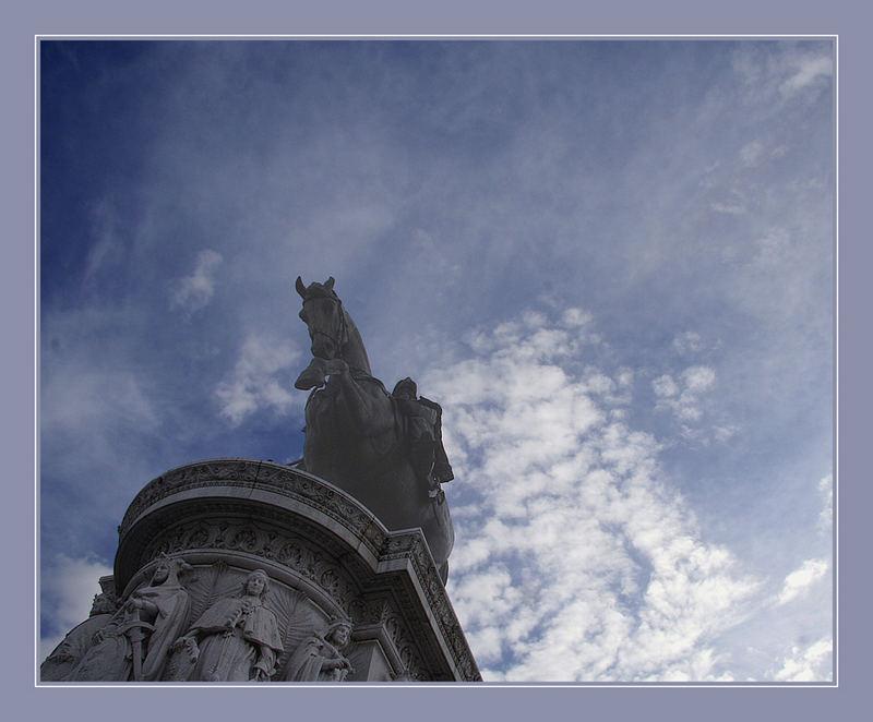 Vittorio Emanuele Monument in Rom