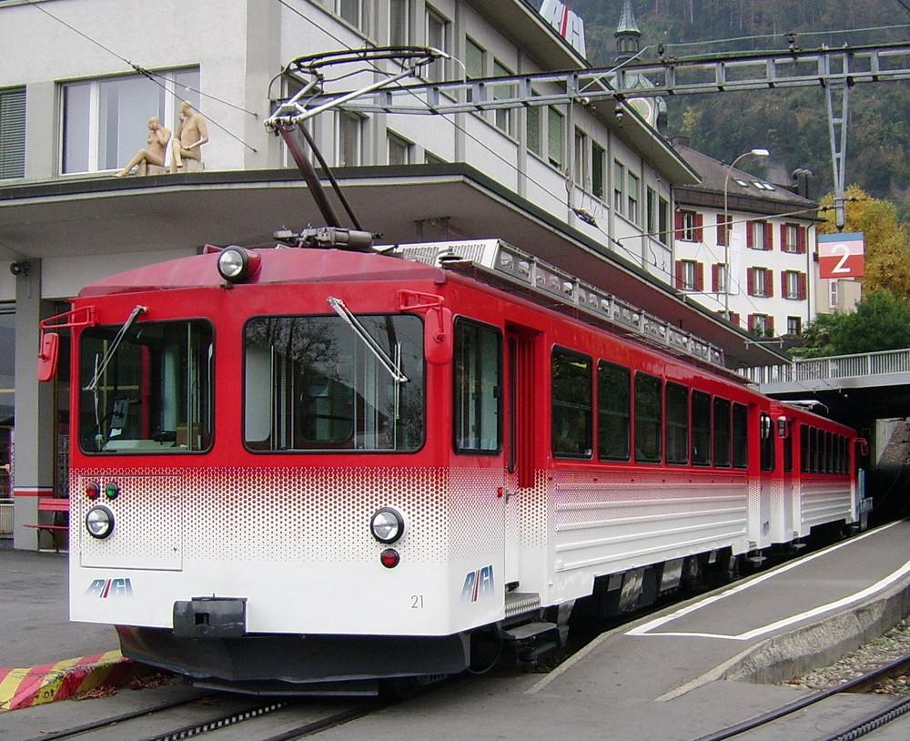 Vitznau-Rigi Bahn