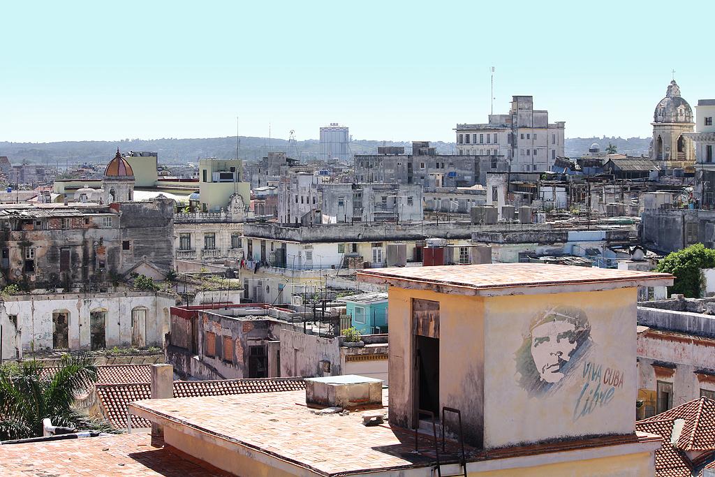 Viva Cuba Libre.