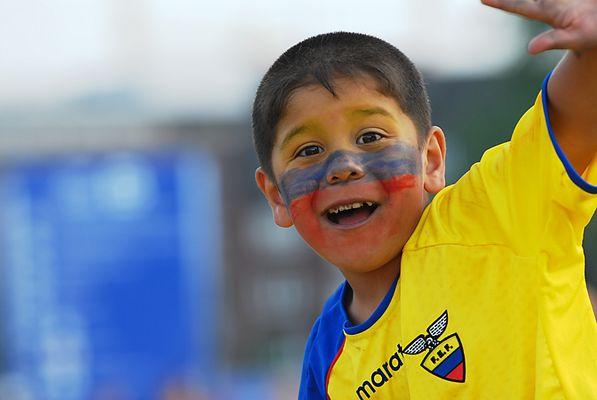 Viva Ecuador !