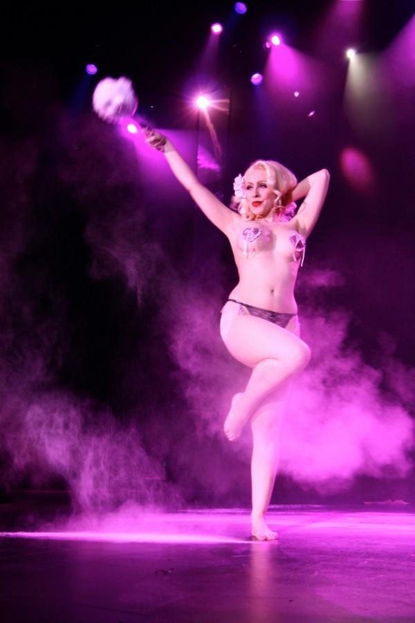 Viva Las Vegas Burlesque Contest
