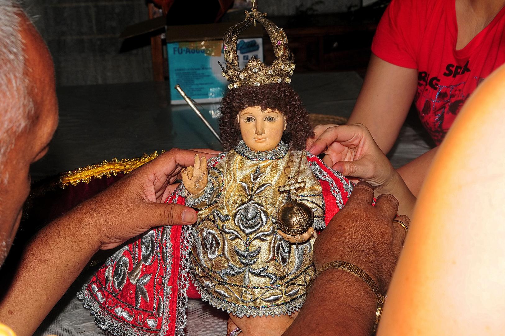 """"""" Viva Sankt Nino """" , Ibajay - Panay - Aklan"""