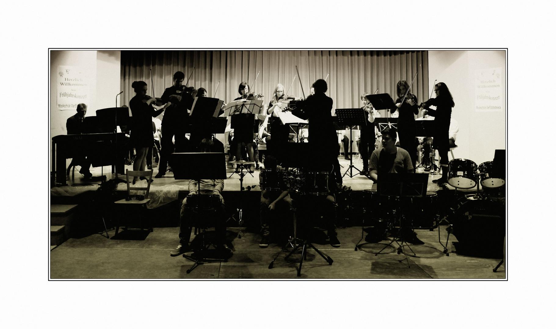 Vivaldi meets rhythm
