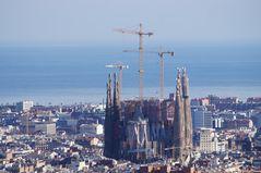 Vivat Barcelona! Basilica De La Sagrada Familia