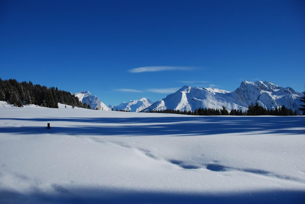 Vive les vacances à la neige !