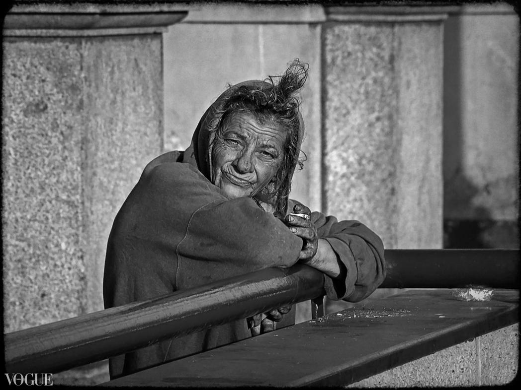 vivere in povertà
