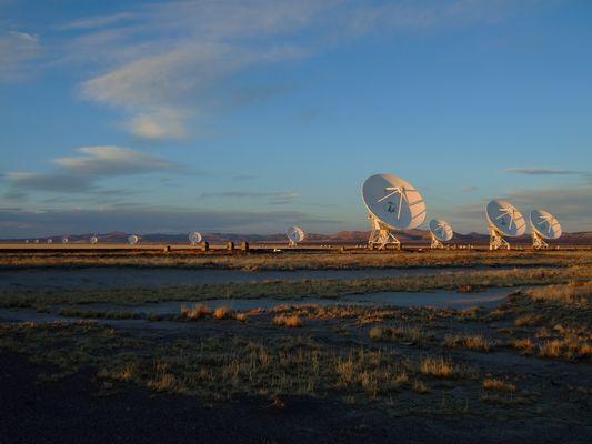 VLA , New Mexico