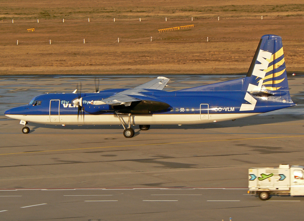 VLM Fokker F50