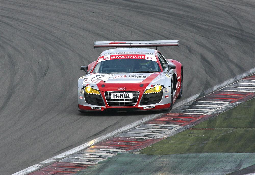 VLN-02.05.09, Audi Nr.: 77