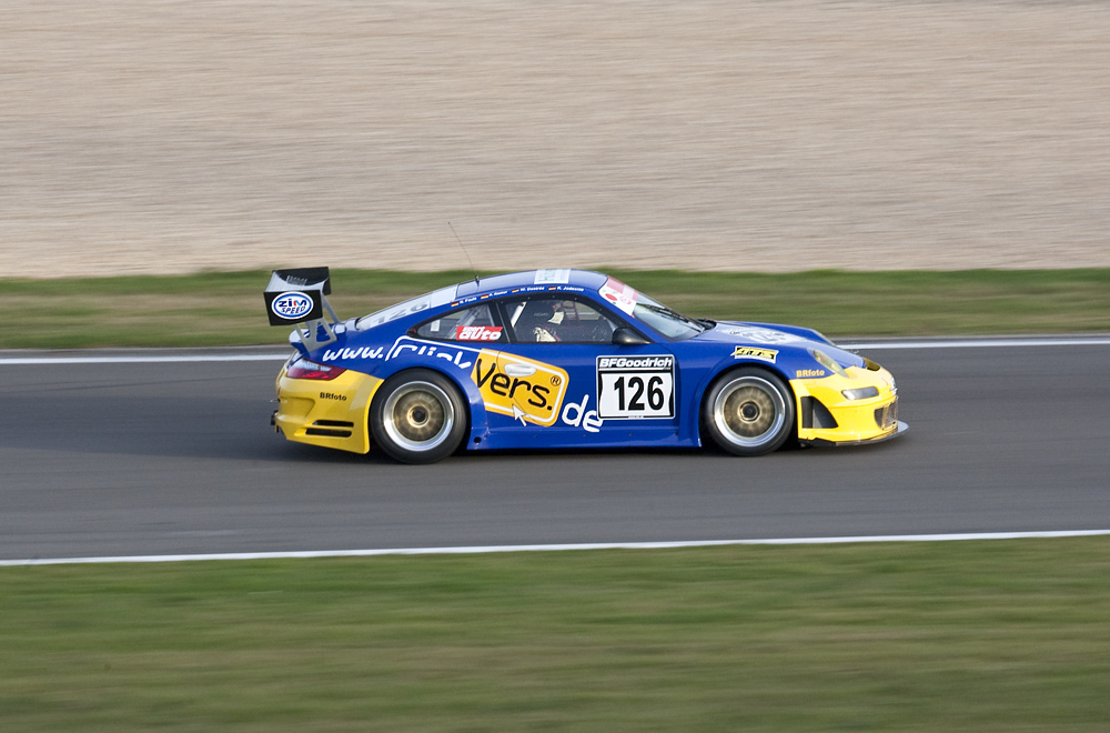 VLN-03.10.09, Nr.: 126, Porsche