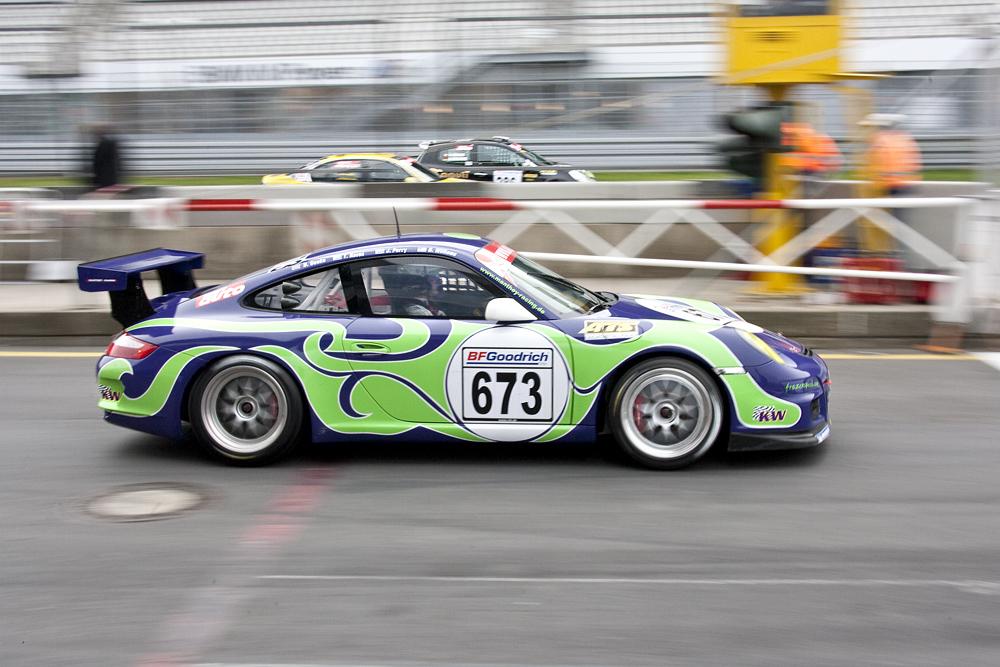 VLN-03.10.09, Nr.: 673, Manthey Racing
