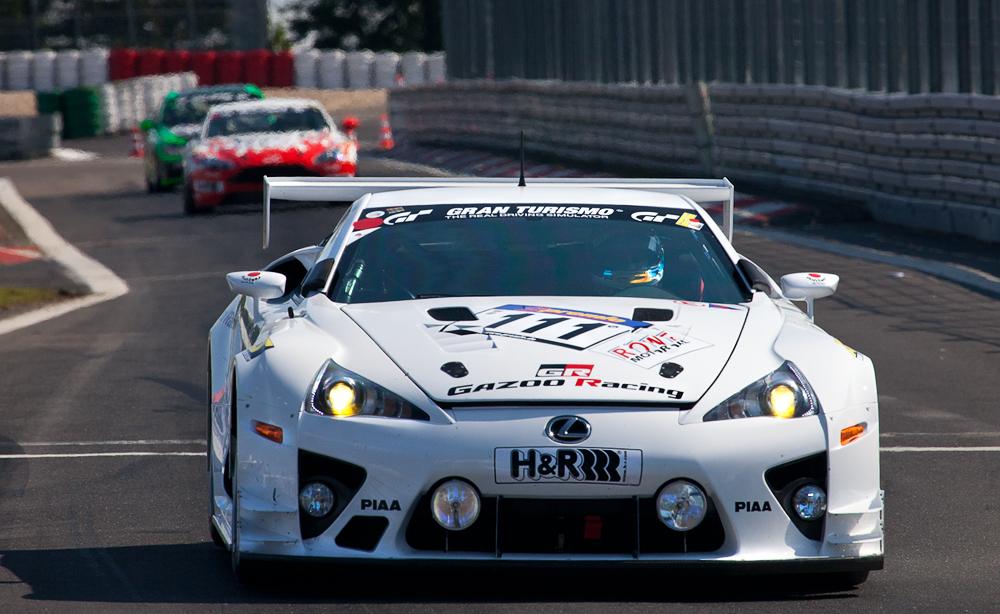 VLN 11.06.11, GAZOO Racing