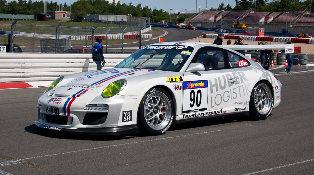 VLN, 11.06.11, Porsche 911 GT3 Cup 997, Nr.:90