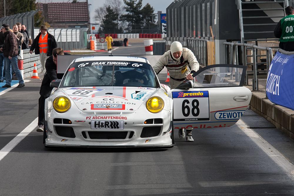 VLN-13.04.13, Car Collection Motorsport