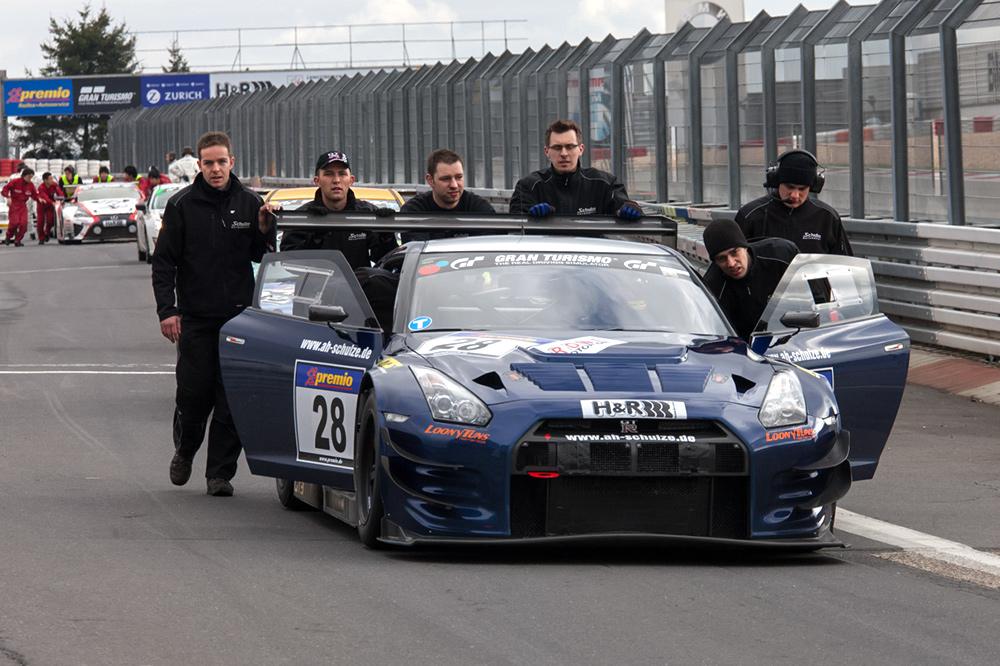 VLN-13.04.13, Nissan GT-R
