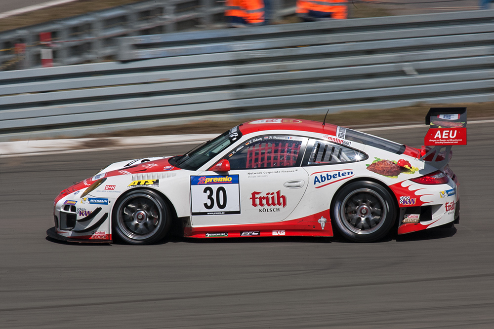 VLN, 13.04.13, Porsche 911 GT3 R