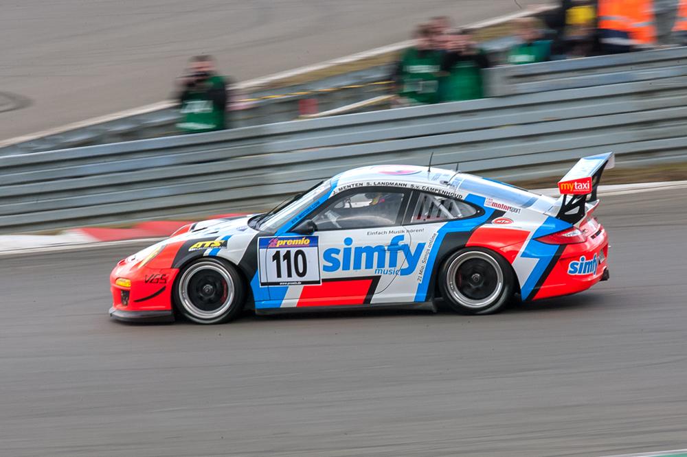 VLN 13.04.13, raceunion Teichmann Racing