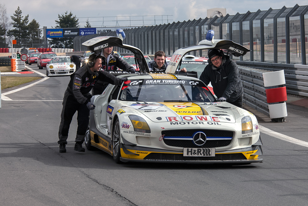 VLN-13.04.13, Rowe Racing