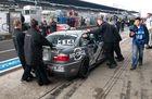 VLN, 14.04.12, Dolate-Motorsport vor der Box