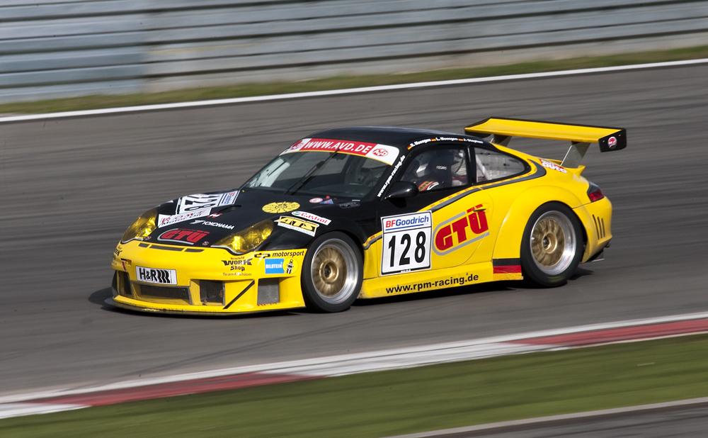 VLN-17.10.09, Nr.:128 Porsche 996 GT3 RSR